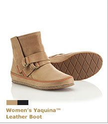 Women's Yaquina™ Leather Boot