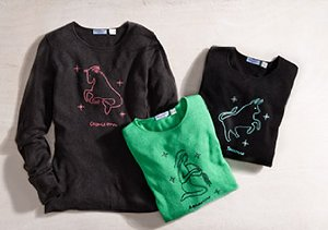 What's Your Sign: Zodiac Sweaters