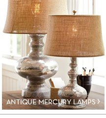 ANTIQUE MERCURY LAMPS