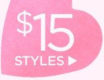 $15 Styles