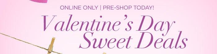 Valentine's Day Sweet Deals