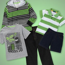 Paired Up: Boys' Sets