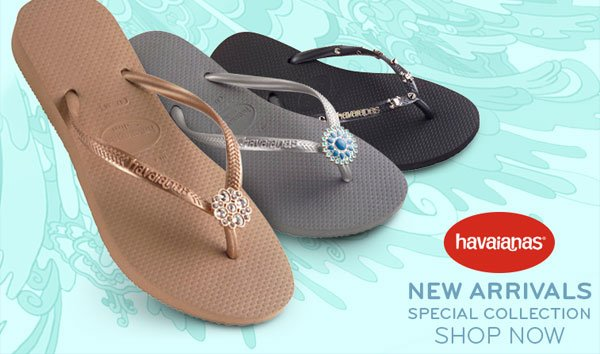 9ba62c187089 Havaianas USA  Hurry! Be the first to own our NEW SPECIAL COLLECTION ...