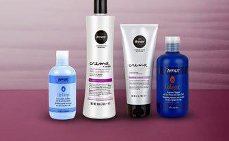 Terax Hair Care - Visit Event