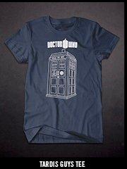 TARDIS GUYS TEE