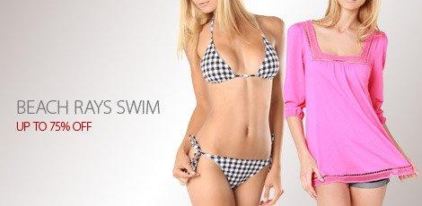 Beach Rays Swim