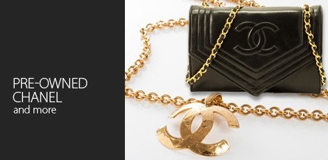 Pre-Owned Chanel and more
