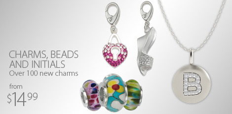 Charms & Beads & Initials