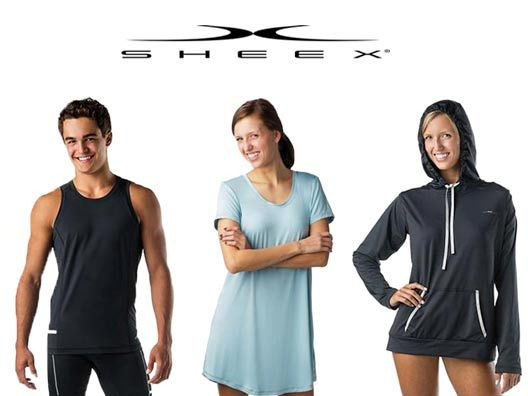 Everyone knows that sleeping well is an important part of staying healthy. This soft, cooling sleepwear line from my friends at Sheex lets you finally get a good nights rest.