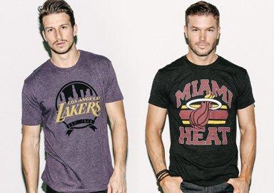 Shop Ballin': Mighty Fine Team Tees