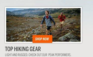 Top Hiking Gear