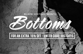Black History Month: Bottoms