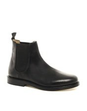 ASOS Chelsea Boots With Leather Sole