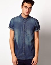 River Island Denim Shirt