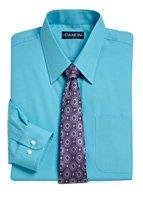 Damon® Solid Ultra Poplin Dress Shirt