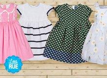 Little Ms. Social Girls' Spring-Ready Dresses