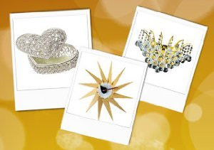 All That Glitters: Lamps, Clocks & More