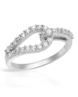 Ladies Ring Designed In 925 Sterling Silver $15