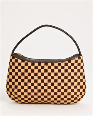 Louis Vuitton LU Damier Sauvage Tigre Purse- Made in France $499