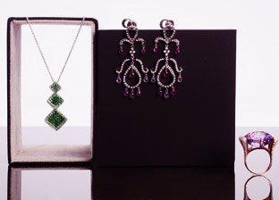Designer Diamonds by Carlo Barberis, Salavetti & more