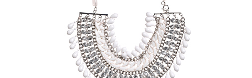 Bikum beaded necklace