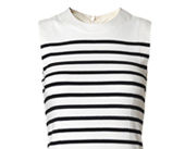 Higon striped jersey dress