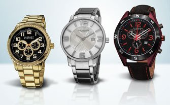 First Look: Exclusive Designer Watches  - Visit Event