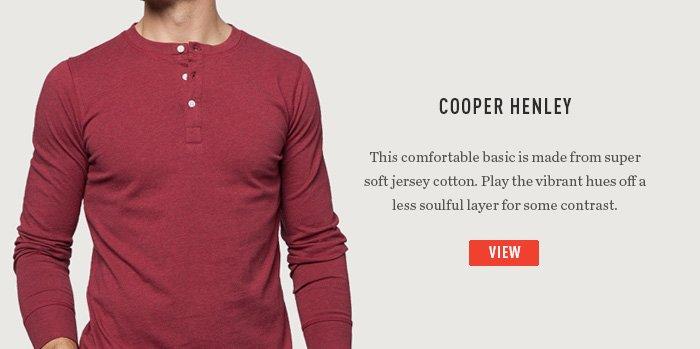 Cooper Henley
