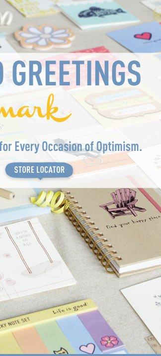 See all Hallmark Store Locations