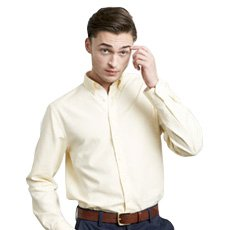 Longcroft Plain Shirt