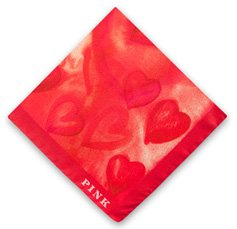 Valentine's Pocket Square