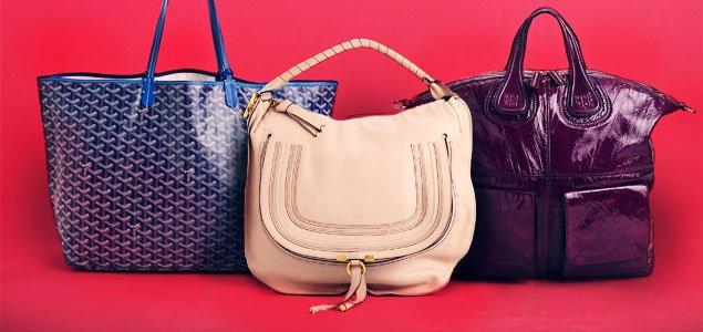 Chloe, Givenchy, Longchamp, Goyard and more