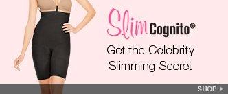 Slim Cognito: Celebrity Slimming Secret. Shop!