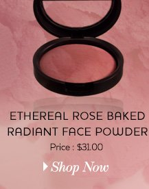 Ethereal Rose Baked Radiant Face Powder. $31.
