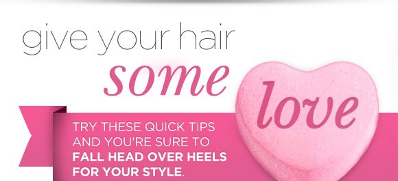 Give Your Hair