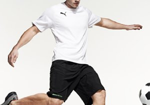 Work It Out: Performance Tees, Shorts & More