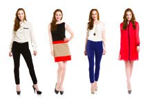 Work It Colorful Office-Ready Clothing