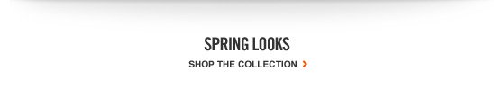 SPRING LOOKS | SHOP THE COLLECTION