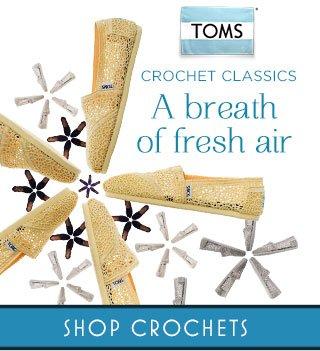 A breath of fresh air - crochet classics