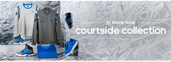 in store now courtside collection