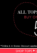 Buy One Get One 50% OFF Tops & Bottoms