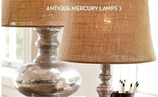 ANTIQUE MERCURY LAMPS