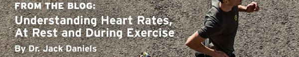 Understanding heart rates, at rest and during exercize