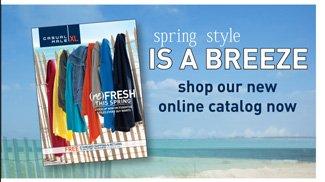 Shop our Spring Catalog online