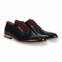 Paul Smith Shoes - Navy Laszlo Shoes