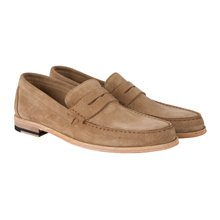 Paul Smith Shoes - Taupe Max Loafers