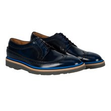 Paul Smith Shoes - Navy Grand Brogues