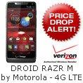 DROID RAZR M by Motorola - 4G LTE.