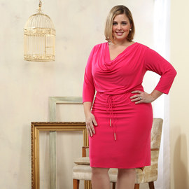 Love Is in the Air: Plus-Size Apparel