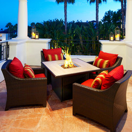 Relax Out Back: Patio Furniture